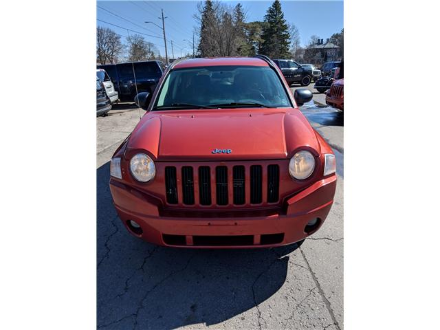 2008 Jeep Compass Sport/North (Stk: ) in Cobourg - Image 1 of 9