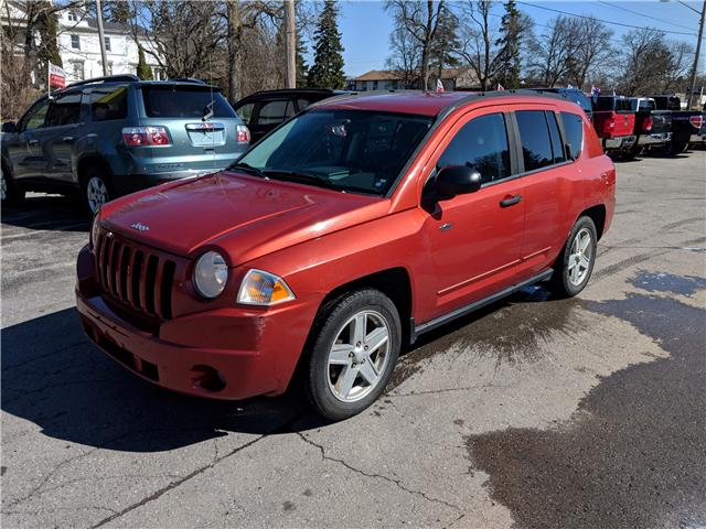 2008 Jeep Compass Sport/North (Stk: ) in Cobourg - Image 2 of 9