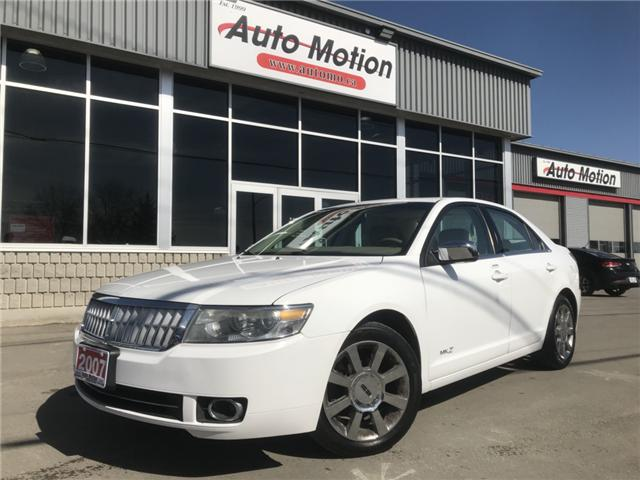 2007 Lincoln MKZ Base (Stk: 19394) in Chatham - Image 1 of 18