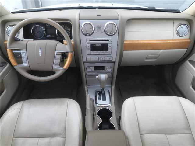2007 Lincoln MKZ Base (Stk: 19394) in Chatham - Image 8 of 18