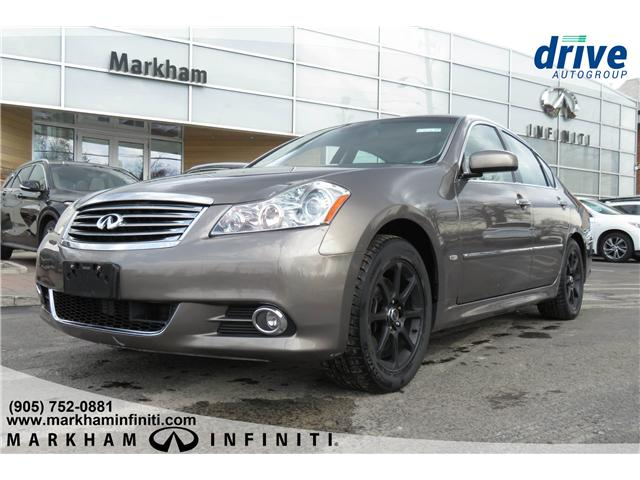 2008 Infiniti M35x Luxury (Stk: K701A) in Markham - Image 1 of 26