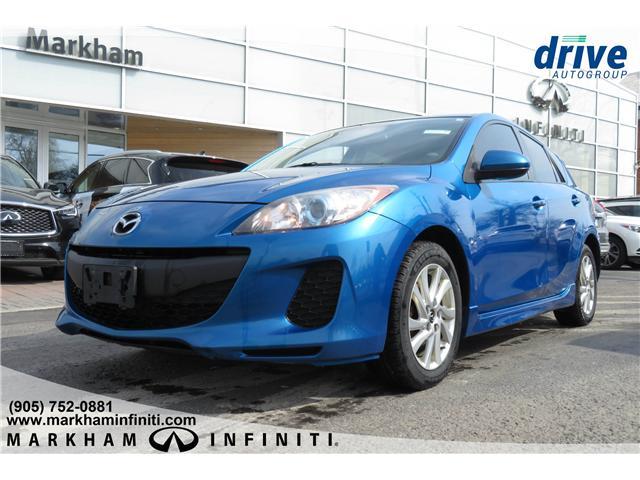 2013 Mazda Mazda3 GS-SKY (Stk: K132C) in Markham - Image 1 of 22