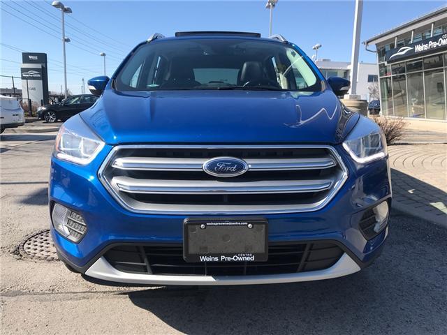 2017 Ford Escape Titanium (Stk: 1633W) in Oakville - Image 3 of 30