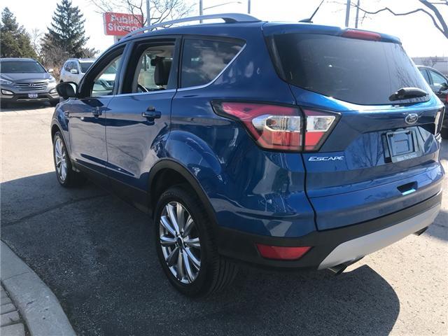2017 Ford Escape Titanium (Stk: 1633W) in Oakville - Image 6 of 30