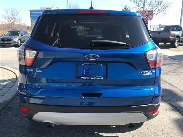 2017 Ford Escape Titanium (Stk: 1633W) in Oakville - Image 7 of 30