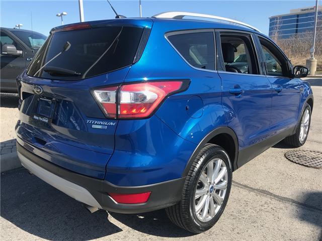 2017 Ford Escape Titanium (Stk: 1633W) in Oakville - Image 8 of 30