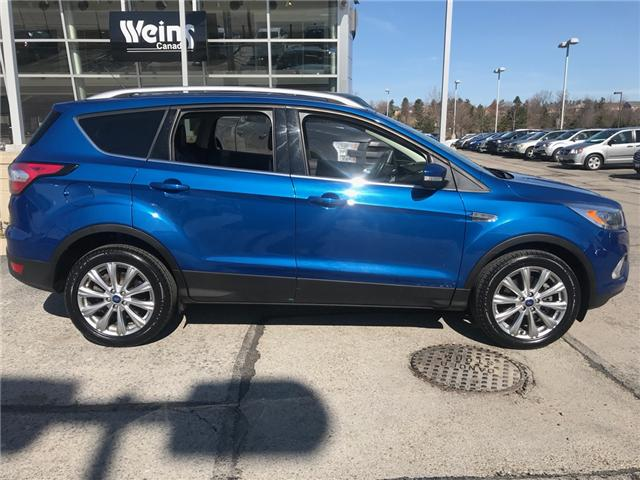2017 Ford Escape Titanium (Stk: 1633W) in Oakville - Image 9 of 30