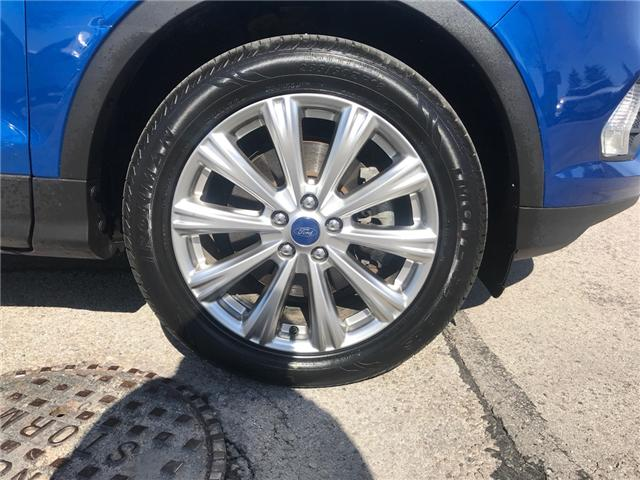 2017 Ford Escape Titanium (Stk: 1633W) in Oakville - Image 10 of 30