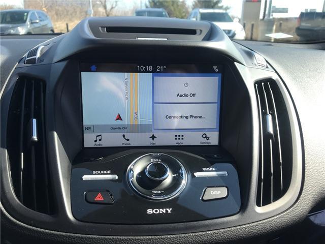2017 Ford Escape Titanium (Stk: 1633W) in Oakville - Image 17 of 30