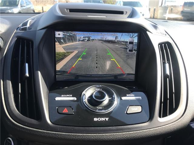 2017 Ford Escape Titanium (Stk: 1633W) in Oakville - Image 18 of 30