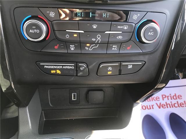 2017 Ford Escape Titanium (Stk: 1633W) in Oakville - Image 19 of 30