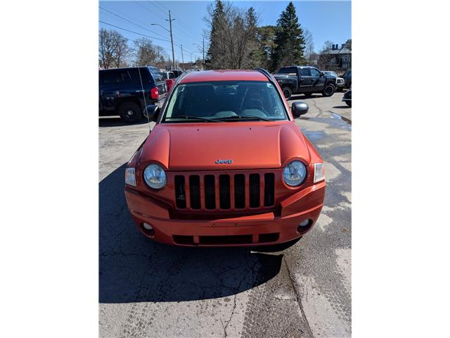2010 Jeep Compass Sport/North (Stk: ) in Cobourg - Image 1 of 11