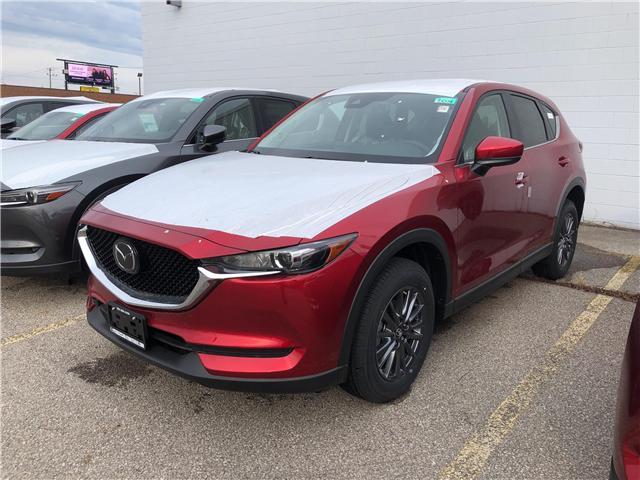 2019 Mazda CX-5 GS (Stk: SN1216) in Hamilton - Image 1 of 5