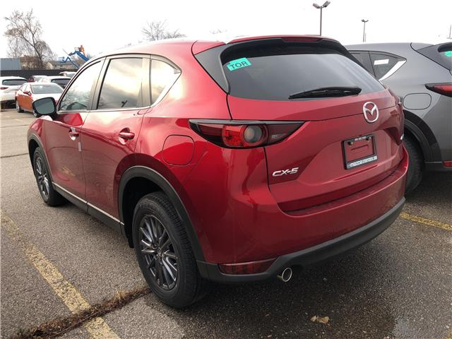 2019 Mazda CX-5 GS (Stk: SN1216) in Hamilton - Image 2 of 5