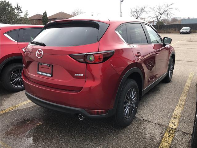2019 Mazda CX-5 GS (Stk: SN1216) in Hamilton - Image 3 of 5