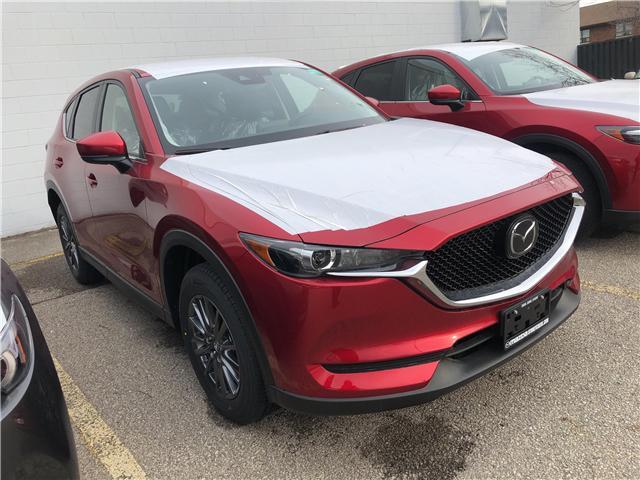 2019 Mazda CX-5 GS (Stk: SN1216) in Hamilton - Image 4 of 5