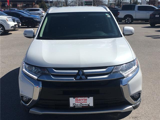 2016 Mitsubishi Outlander SE (Stk: U16352) in Barrie - Image 2 of 7