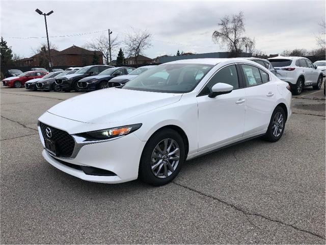2019 Mazda Mazda3 GX (Stk: SN1313) in Hamilton - Image 1 of 15