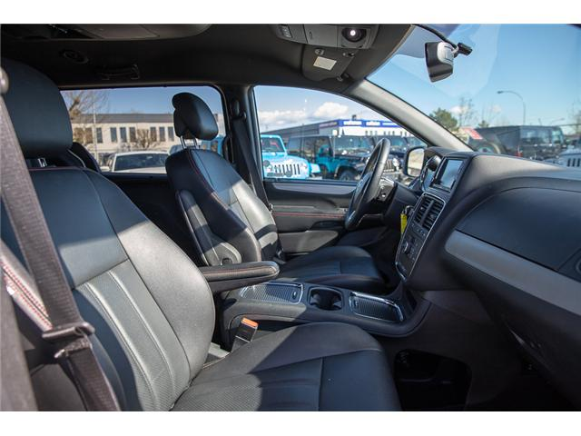 2018 Dodge Grand Caravan GT (Stk: EE902140) in Surrey - Image 17 of 26