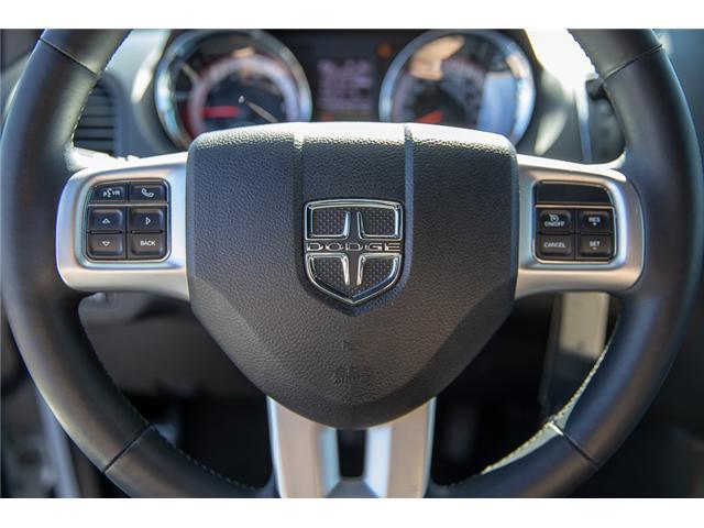 2018 Dodge Grand Caravan GT (Stk: EE902140) in Surrey - Image 19 of 26