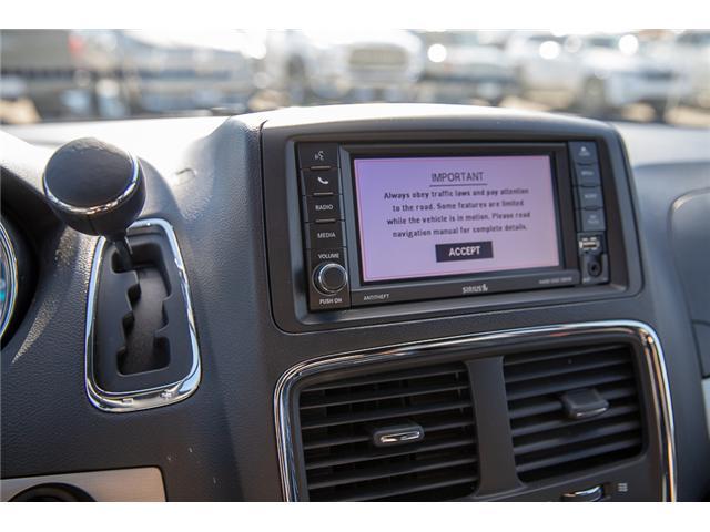 2018 Dodge Grand Caravan GT (Stk: EE902140) in Surrey - Image 21 of 26