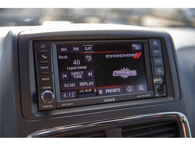 2018 Dodge Grand Caravan GT (Stk: EE902140) in Surrey - Image 22 of 26