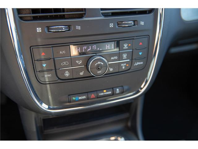 2018 Dodge Grand Caravan GT (Stk: EE902140) in Surrey - Image 24 of 26