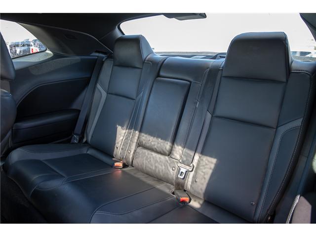 2018 Dodge Challenger SXT (Stk: EE902170) in Surrey - Image 10 of 22