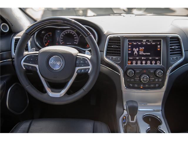 2018 Jeep Grand Cherokee Summit (Stk: EE902410) in Surrey - Image 13 of 27
