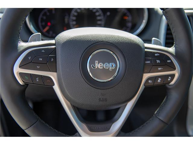 2018 Jeep Grand Cherokee Summit (Stk: EE902410) in Surrey - Image 20 of 27