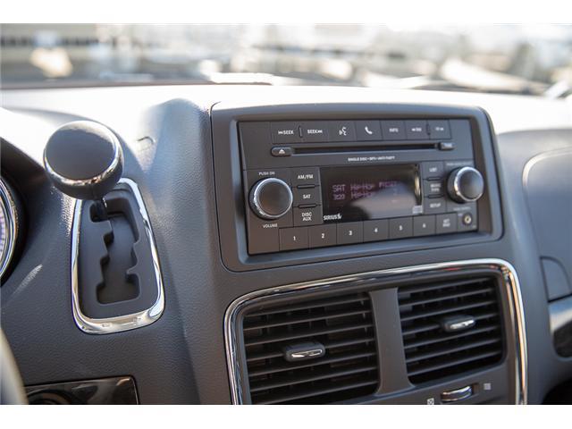 2017 Dodge Grand Caravan CVP/SXT (Stk: H876114) in Surrey - Image 19 of 22