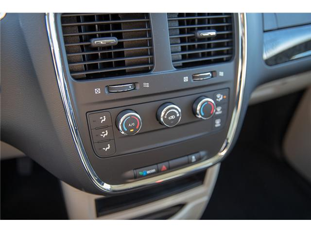 2017 Dodge Grand Caravan CVP/SXT (Stk: H876114) in Surrey - Image 20 of 22