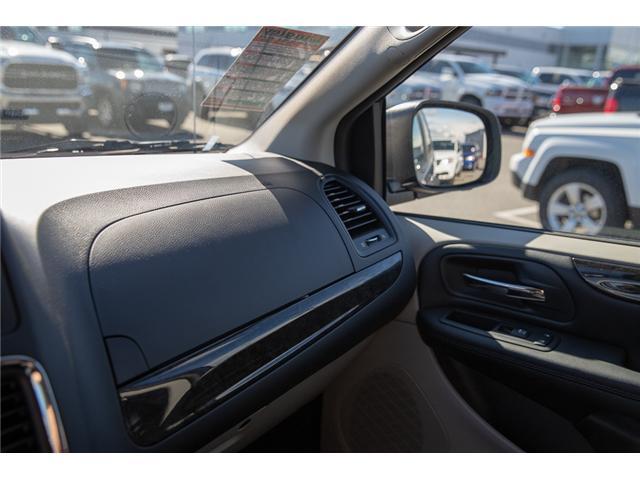 2017 Dodge Grand Caravan CVP/SXT (Stk: H876114) in Surrey - Image 21 of 22