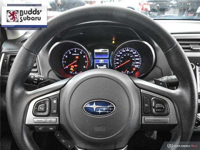 2016 Subaru Legacy 2.5i (Stk: PS2073) in Oakville - Image 14 of 28