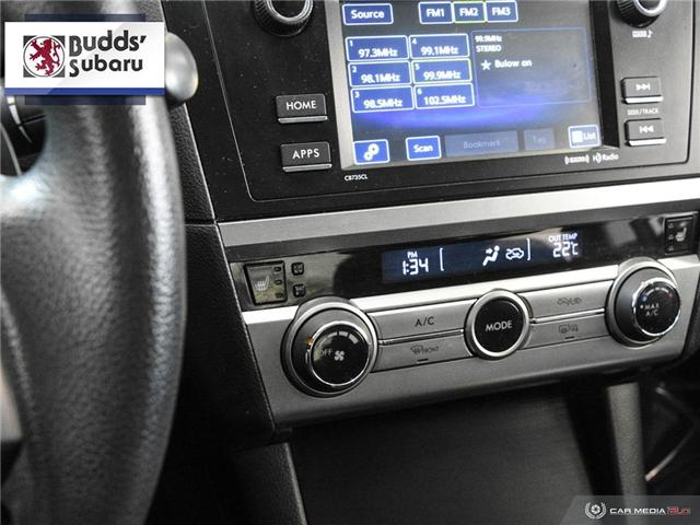 2016 Subaru Legacy 2.5i (Stk: PS2073) in Oakville - Image 20 of 28