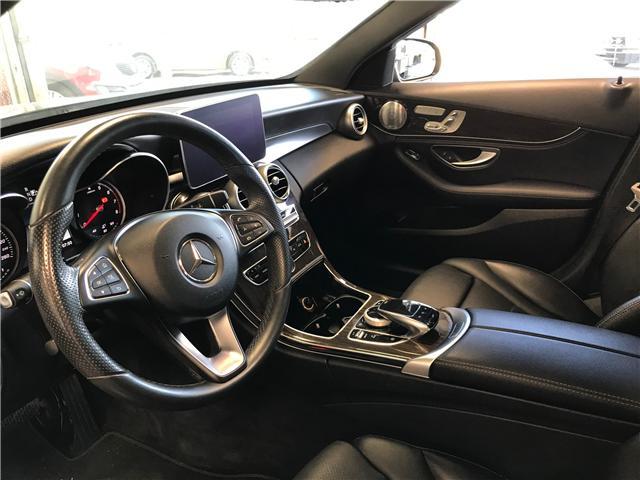 2015 Mercedes-Benz C-Class Base (Stk: 7298) in Edmonton - Image 12 of 29