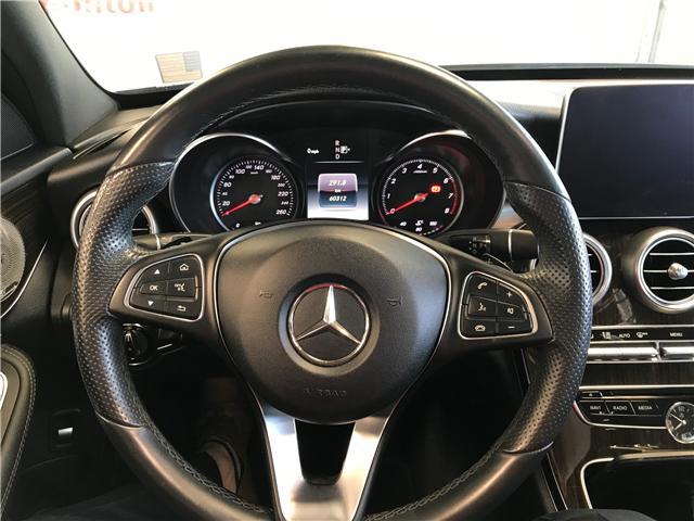2015 Mercedes-Benz C-Class Base (Stk: 7298) in Edmonton - Image 18 of 29