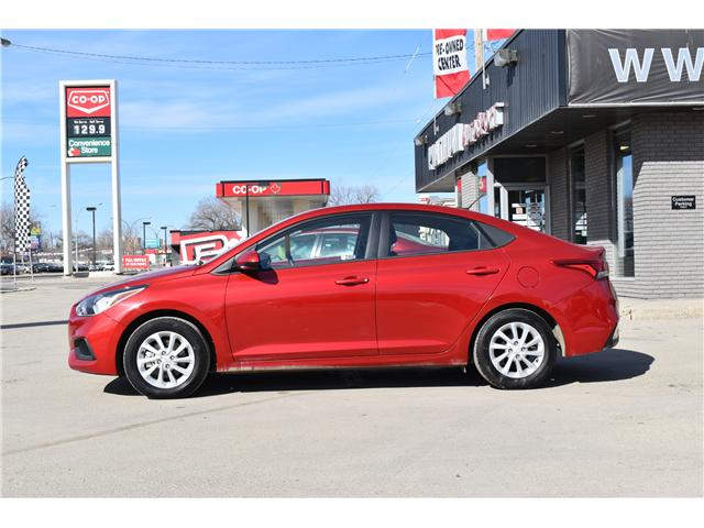 2019 Hyundai Accent Preferred (Stk: pp433) in Saskatoon - Image 2 of 22