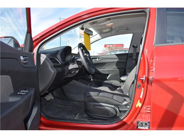 2019 Hyundai Accent Preferred (Stk: pp433) in Saskatoon - Image 12 of 22