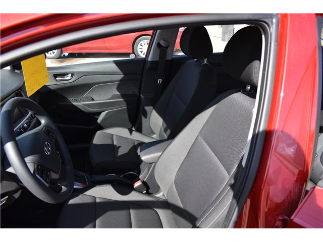 2019 Hyundai Accent Preferred (Stk: pp433) in Saskatoon - Image 17 of 22