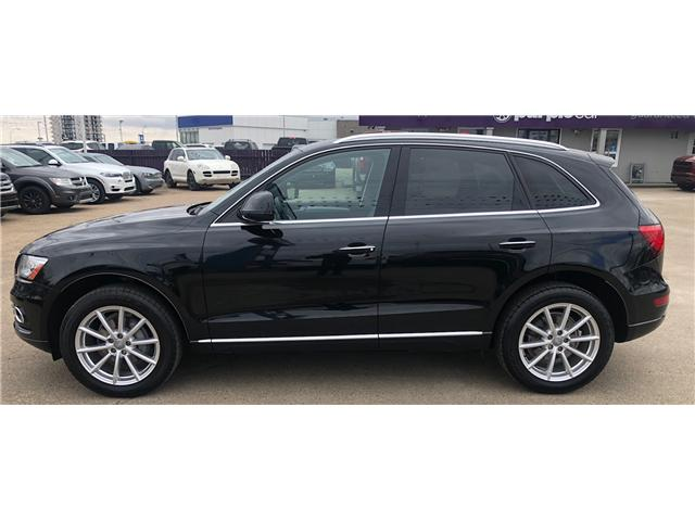 2016 Audi Q5 2.0T Technik (Stk: P0927) in Edmonton - Image 1 of 16