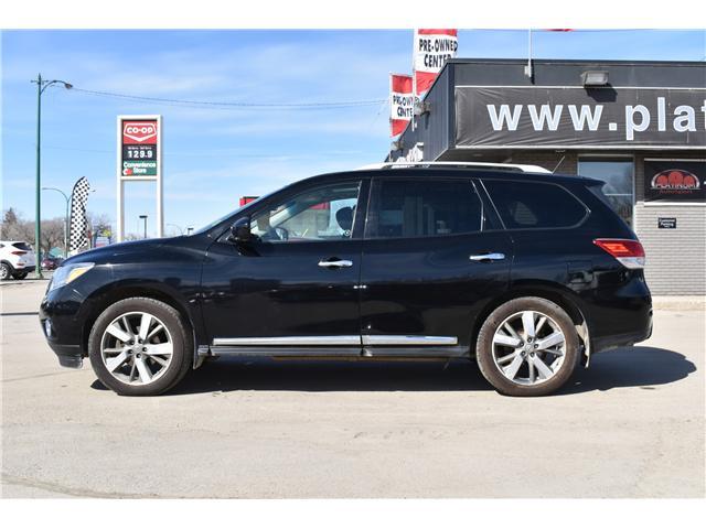 2014 Nissan Pathfinder Platinum (Stk: t36035) in Saskatoon - Image 2 of 30