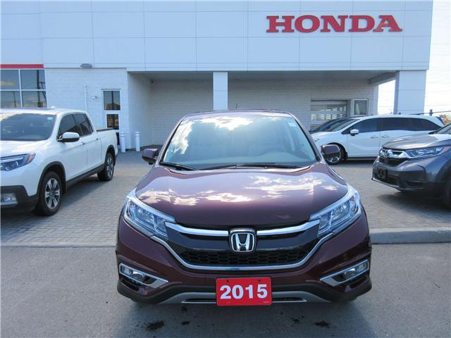 2015 Honda CR-V EX (Stk: 26414L) in Ottawa - Image 2 of 12