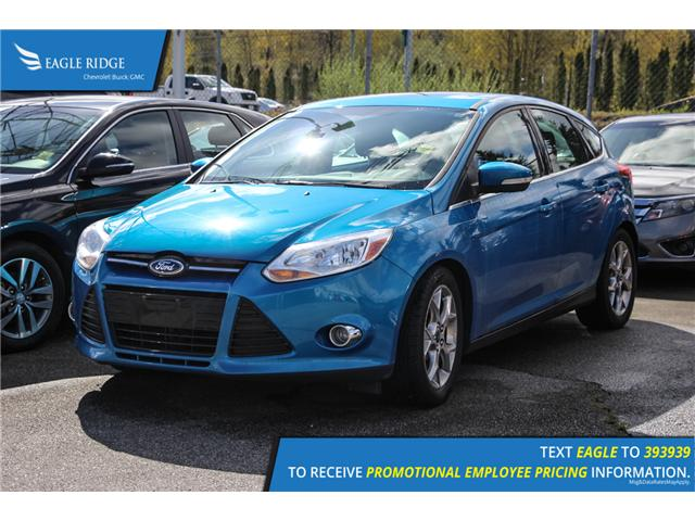 2012 Ford Focus SEL (Stk: 124701) in Coquitlam - Image 1 of 5