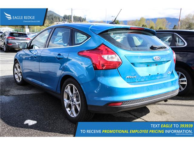 2012 Ford Focus SEL (Stk: 124701) in Coquitlam - Image 2 of 5