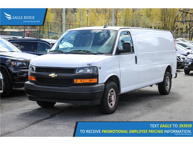 2018 Chevrolet Express 2500 Work Van (Stk: 189644) in Coquitlam - Image 1 of 4