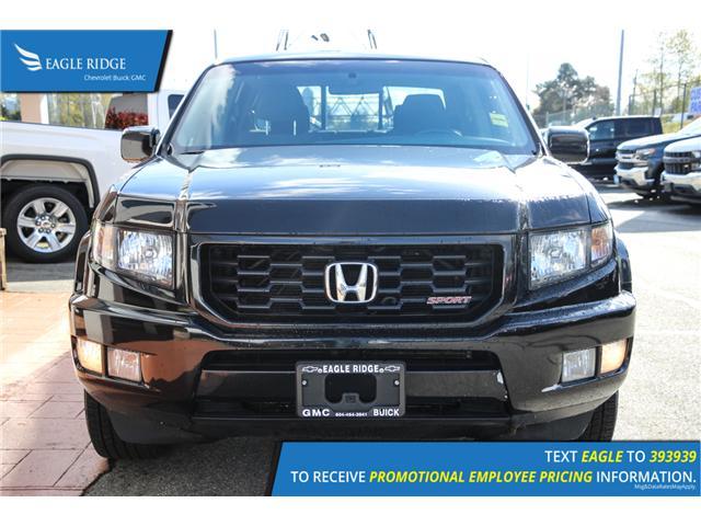 2012 Honda Ridgeline Sport (Stk: 129251) in Coquitlam - Image 2 of 15