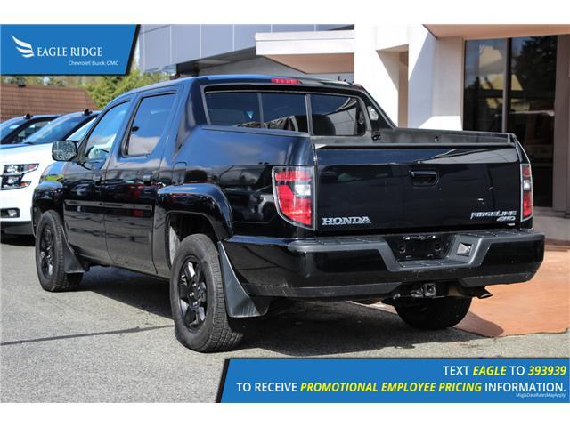 2012 Honda Ridgeline Sport (Stk: 129251) in Coquitlam - Image 4 of 15