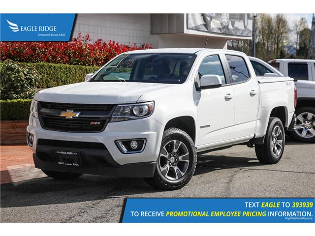 2015 Chevrolet Colorado Z71 (Stk: 154711) in Coquitlam - Image 1 of 15