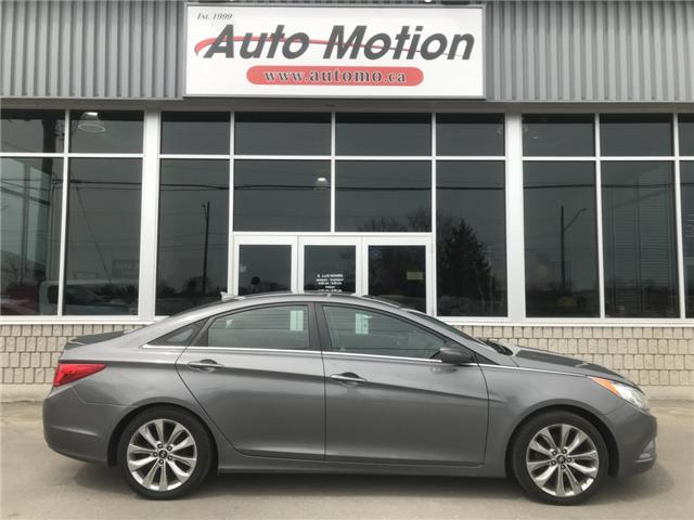 2013 Hyundai Sonata SE (Stk: 1950) in Chatham - Image 3 of 20